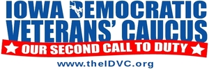The Iowa Democratic Veterans' Caucus